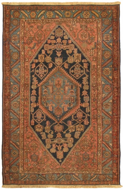 Antique Hamadan – 39396